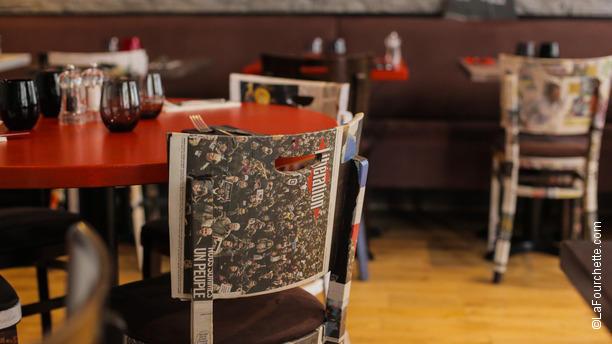 La Table Des Frangins Restaurant Paris