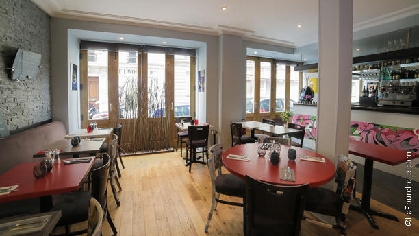 Restaurant la table des frangins paris 75016 auteuil menu avis prix et r servation - Restaurant la table des delices grignan ...