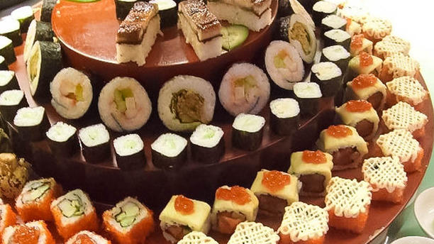 Giappo Sushi Bar sushi