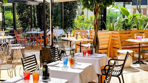 Restaurant Terrasse Neuilly Sur Seine