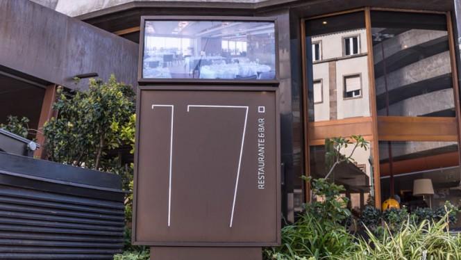 Entrada - 17º Restaurante & Bar, Porto
