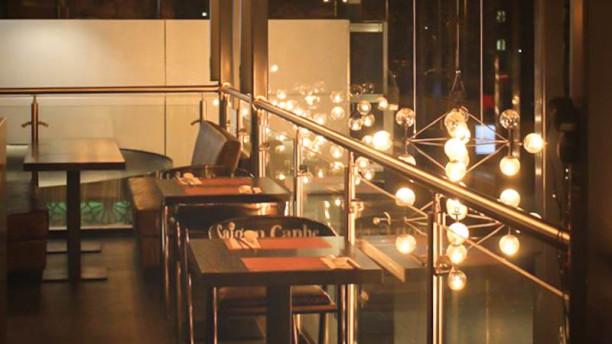 Saigon Caphe het restaurant
