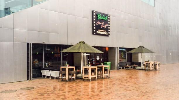 Grolsch CineCafé ArenA Ingang