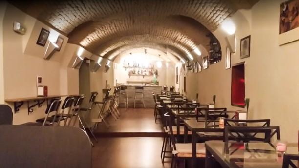 Sankara Lounge Vista sala
