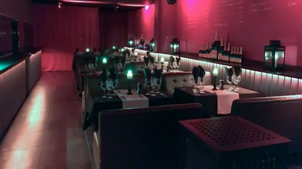 Medhall restaurant Vue de la salle