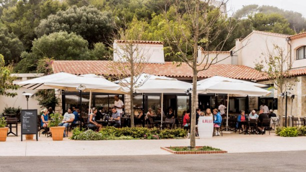 Le BBQ Grill Terrasse