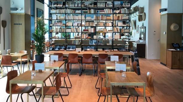 Vascobelo V-bar NoMa House Restaurant