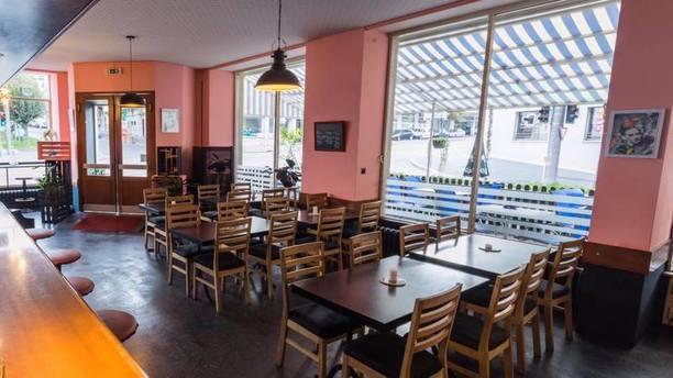 Café de Prélaz La salle