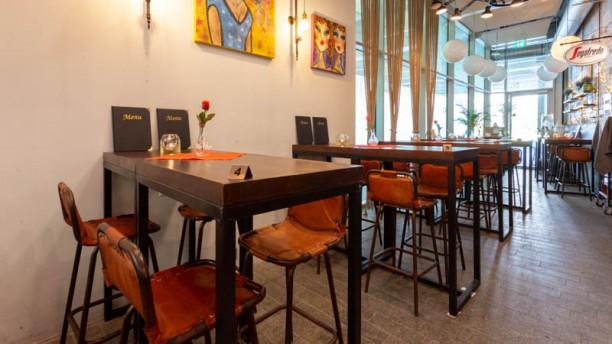 Brasserie Timmerhuis Vue de la salle