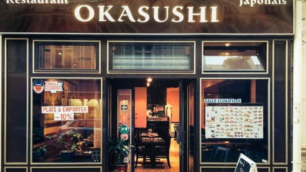 Okasushi Entrée