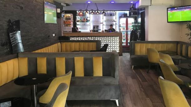 Le Convivium Lounge Vue de la salle