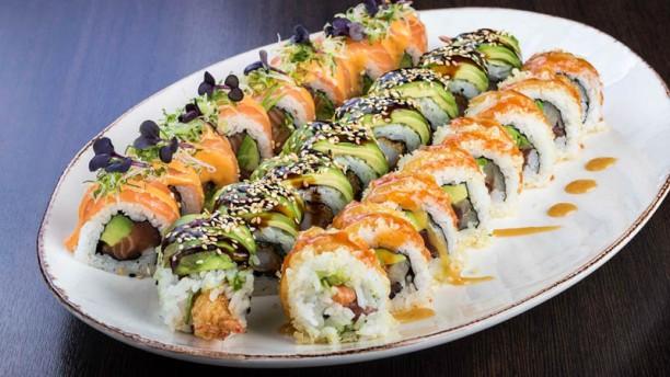 Sushi Nørregade Mat