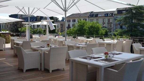 Restaurant La Rotonde - Casino Terrasse