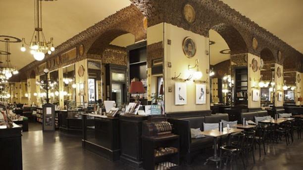 Antico Caffè San Marco vista sala 1