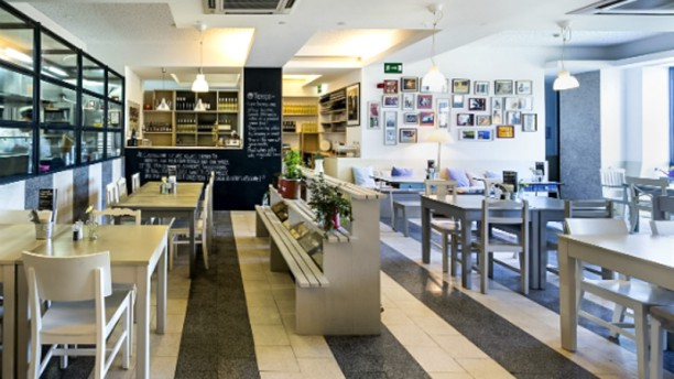 Hamburgueria Casavostra Restaurante Interior