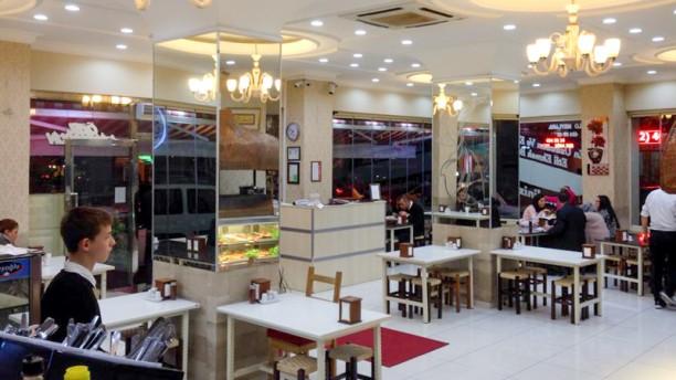 Merkez Konya Mevlana Dining room