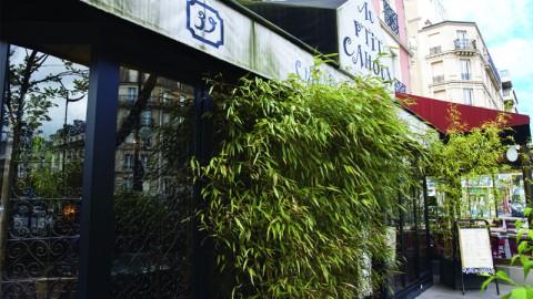 Au P'tit Cahoua, Paris