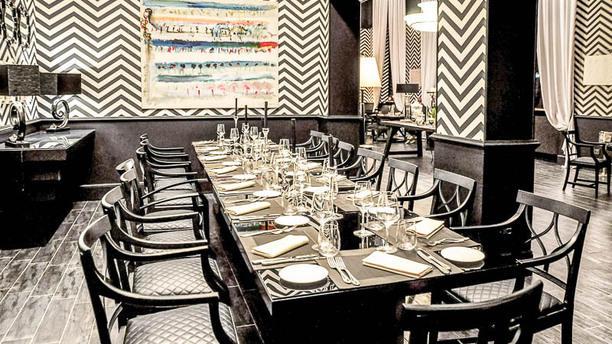 Restaurant nero terrace restaurant rome menu avis for Terrace restaurant menu