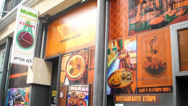 Nuria Restaurante Etíope