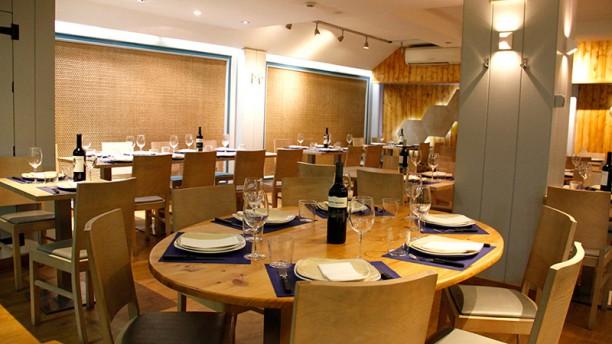 Restaurante casa santo a avenida de nazaret en madrid - Casa santona madrid ...