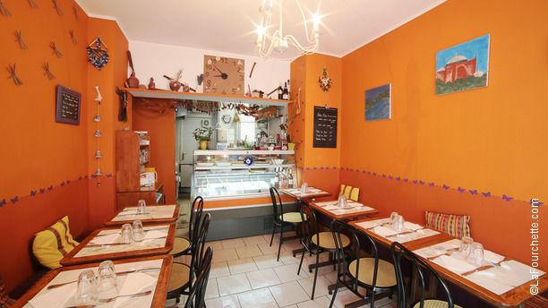 Restaurant Cannelle Salle du restaurant
