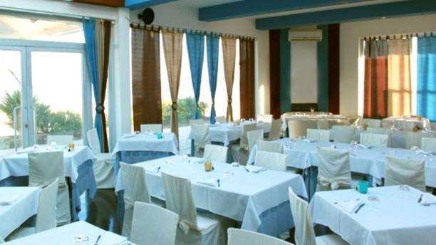Figaro Caffè Vista sala