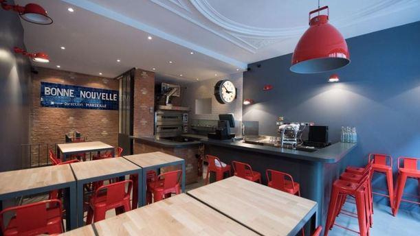La Cerise Sur La Pizza Bonne Nouvelle Restaurant 8