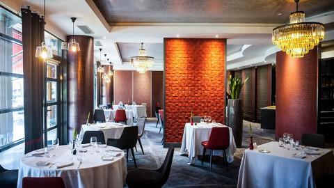 restaurant - Le Jeu de Paume - Hôtel Parc Beaumont - Pau
