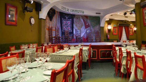 Café de Chinitas Vista sala