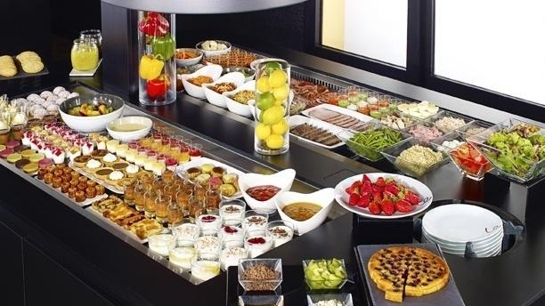 Campanile Restaurant Menu France