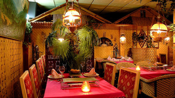 Batavia Het restaurant