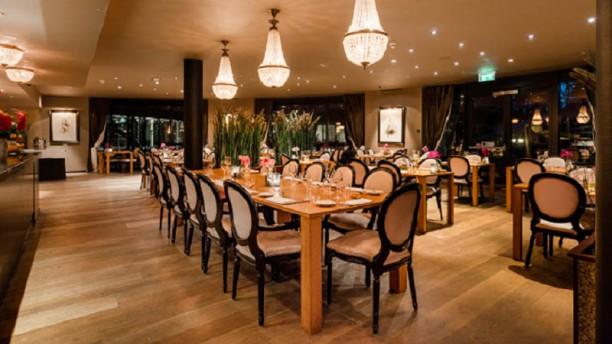 Royal Parc (Hilton Hotel) Het restaurant