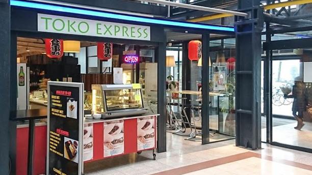 Toko Express Het restaurant
