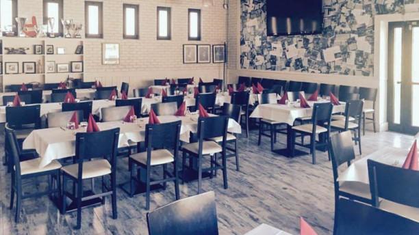 Spin Shot Sala del ristorante