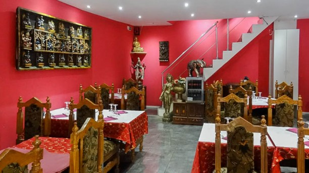 Ashoka interieur
