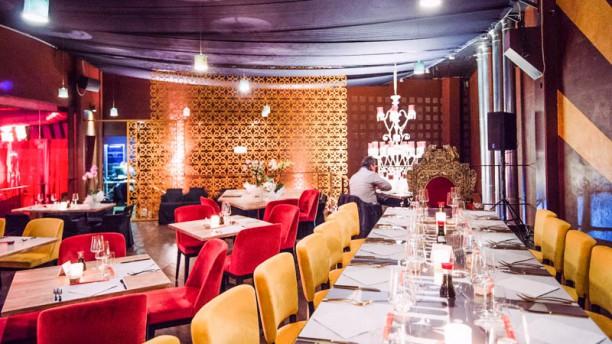 Qi Clubbing Vista sala