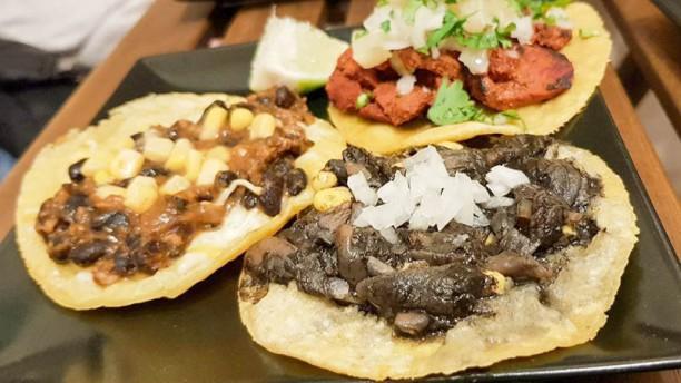 El Rey de los Tacos Sugerencia del chef