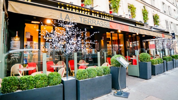 La Terrasse des Ternes in Paris - Restaurant Reviews, Menu and ...