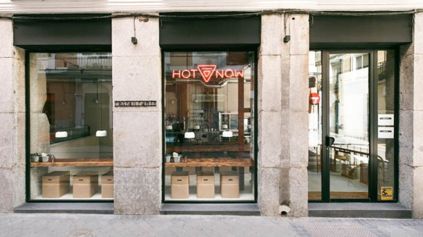 Hot Now Exterior