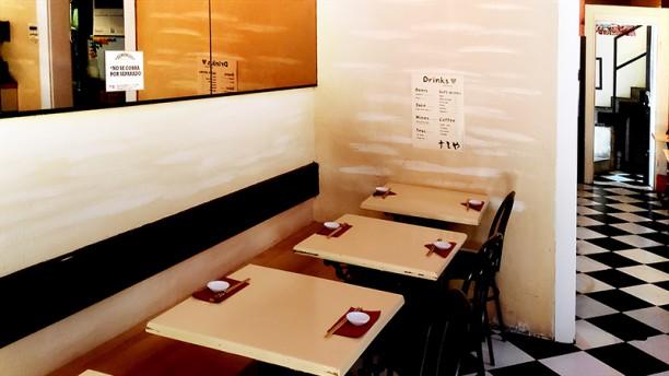 Sushi ya Vista sala