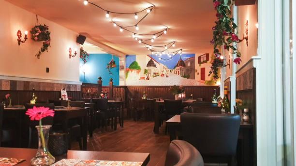 Taberna Samen Het restaurant