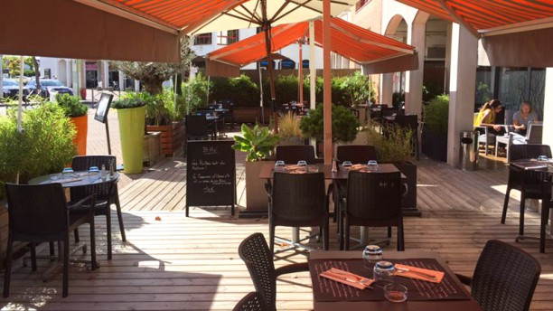 Brasserie de l'Hôtel de Ville Terrasse