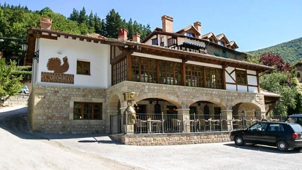 El Urogallo Cantabria Vista exterior