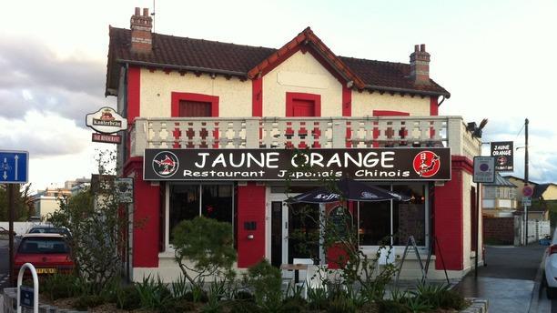 Jaune Orange Devanture