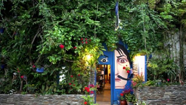 El Barroco Vista entrada