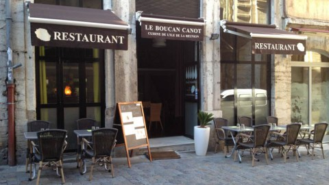 Le Boucan Canot, Lyon