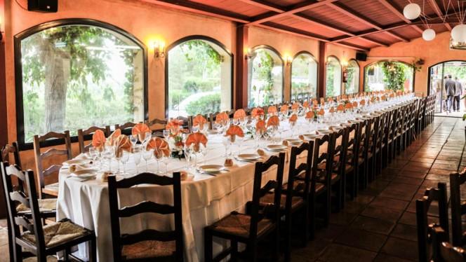 Banquete de boda - Samuntà,