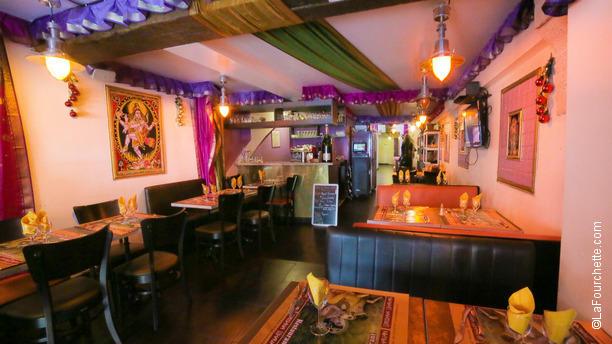 Krishna bhavan in paris restaurant reviews menu and for Krishna bhavan paris