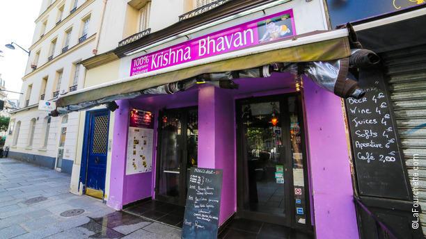 Restaurant krishna bhavan paris menu avis prix et for Krishna bhavan paris