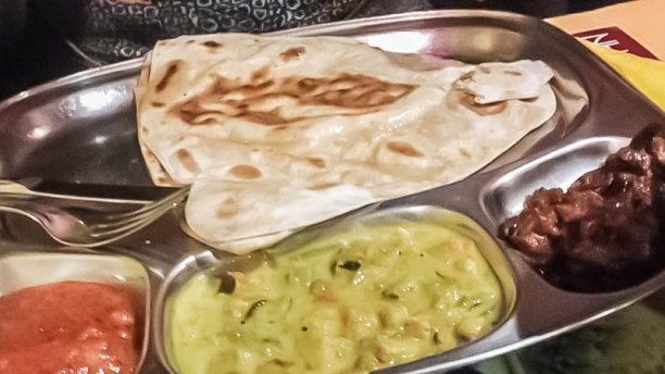 Krishna bhavan paris 5e 75005 restaurant indien for Krishna bhavan paris